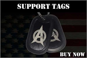Support Tags - Buy Now!